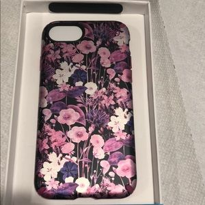 NEW IPhone 7 Speck Floral Case